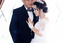 Wedding of AKP Stenly Prakasa M & Yolanda Amelia P by Queen Gracia Bridal
