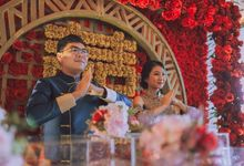 Deni & Michelle Wedding Day by Royal Eight Chinese Dining