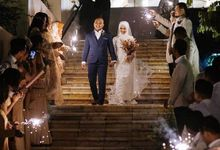 WEDDING OF MEGA YULIANA AND IMAM TOHIR by VEZZO STUDIO by Christie Basil