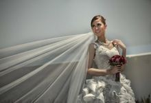 Wedding by Hair and makeup Atelier by Ralph Laurenciana De la Cruz