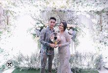 SITI BADRIAH & KRISJIANA ENGAGEMENT by Seserahan Indonesia