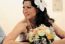 Ayas - Glenn Wedding Day by Moisel Makeup