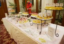 Rio And Yoan Wedding by Je'lemons pastry