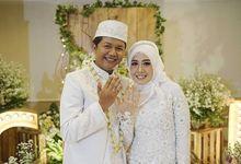 Wedding Day of Chandra & Eka by Lakuna Organizer