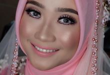our make up by Zilla_dr make up
