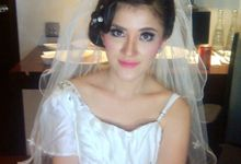 Bridal Makeup by Kenshie Lie MUA