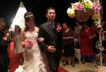 The Wedding Hartman & Stephanie by Red Hat Organizer