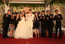 de_Wedding of Edwin Lau & Chika Yessyca by de_Puzzle Event Management