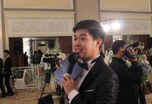Anthony Stevven MC Wedding Menara Peninsula Jakarta by Anthony Stevven