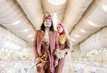 The Wedding Of Alif & Fala by imagessoul