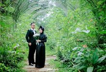 The Prewedding Tengku X Hany by Potret Photo