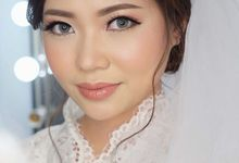 Bride Laura by GNA Makeup