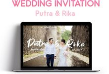 Wedding Invitation Rika & Putra by Hadiryaa (Web & Mobile Invitation)