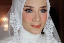 Traditional Wedding by lolla mua