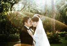 Ryan & Yurika by House of Wedding & Event Styling