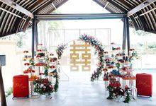 Edward & Silvana by Cloris Decoration & Planner