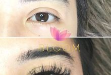 Korean Eyelash Extension | Russian Volume 2D-6D by Bloom By Silvany