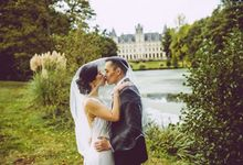 The Perfect Elopement by Chateau Challain Events