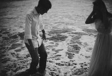 Kristi & Yonathan Prewedding by AKSA Creative
