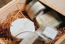 bridesmaid Gift by Hampers by Chanelle