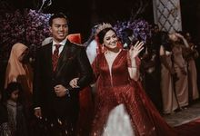 CACAZETA AND MUHAMMAD AULIA by VEZZO STUDIO by Christie Basil