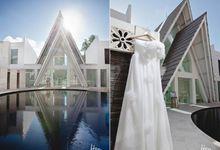 Wedding Xiao Min & Gao Yuan - Amanda Chapel by Heru Photography