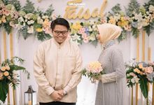 TIARA & FAISAL ENGAGEMENT by Seserahan Indonesia