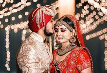 Inderpreet and Gurpreet Wedding by Subodh Bajpai Photography