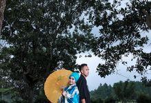 HAFSAH & BAGAS | PREWEDDING by NET PHOTOGRAPHY