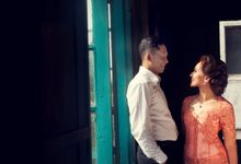 NATHANAEL + NITA SARAGIH PREWEDD by Sianny Widyasari