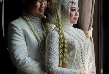 Wedding Of Intan & Rio by Ohana Enterprise