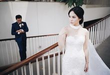 Aldi & Windy Wedding Day by Écru Pictures