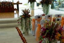 Patricia & Alwin by Bali Dream Wedding