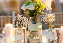 THE WEDDING OF VINCENT & VINA by Hello Flair
