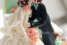The Baker's Wedding by Myrtle - The Wedding Essentials