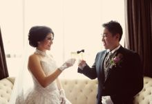 The Wedding of Fernando & Caroline by Union Event Planner
