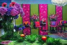 Shanghai Garden Party by Flora Lines Decoration