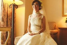 full lace gown by elvira brides