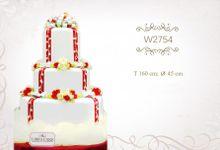 Wedding Cake A by Libra Cake