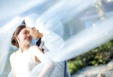 Dra  Godfrey and Dra  Kamille Tagaytay Wedding by MIC MANZANARES PHOTOGRAPHY