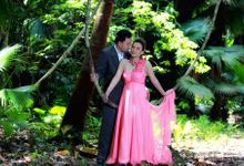 Jay-R and Bambie Pre-Wedding Shoot by Hijo Resorts Davao - Banana Beach
