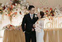 Elian & Agnes Wedding by Mercure Jakarta Pantai Indah Kapuk