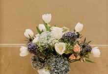 International Wedding of  Bima and Irine by Skenoo Hall Emporium Pluit by IKK Wedding
