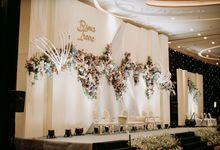 Skenoo Hall - International Wedding of  Bima and Irine by IKK Wedding Venue