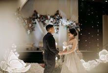 Wedding Of Bima & Irene by Skenoo Hall Emporium Pluit by IKK Wedding
