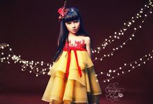 Christmas Limited Edition by Georgina Rose Children's Wear
