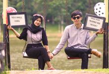 Prewedding Roby And Tanti by Dwiki Photoworks