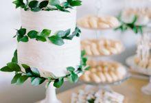 Our Greek Garden Wedding by Airin Yulinda