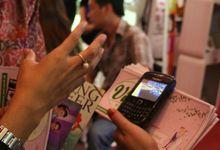 Weddingku Exhibtion / JWF 2011 by Undangan Online Vio