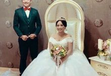 Gerry  by Queen Gracia Bridal